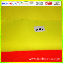 Fluorescent Poly/Cotton CVC Twill Fabric